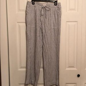 Laundry Linen pants. Sz 10.